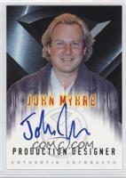 John Myhre - Production Designer