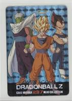 Piccolo, Goku, Vegeta