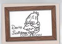 David Silverman (Grandpa Simpson) /253