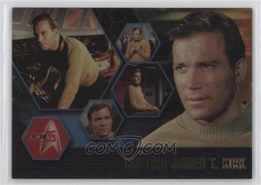 2001 Rittenhouse Star Trek: 35 - Promos #P1 - Captain James T. Kirk