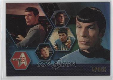 2001 Rittenhouse Star Trek: 35 - Promos #P2 - Spock