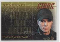 Richard Dean Anderson as Colonel Jack O'Neill