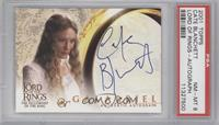 Cate Blanchett as Galadriel [PSA 8 NM‑MT]