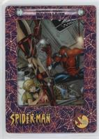 Spider Man Saving Lives