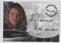 Stephanie Romanov as Lilah