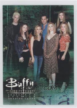 2002 Inkworks Buffy the Vampire Slayer Season 6 - Promo #B6-1 - [Missing]