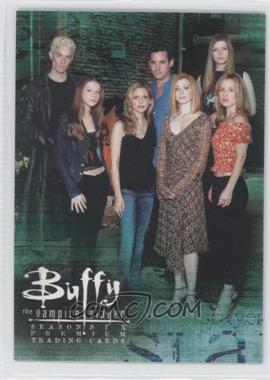 2002 Inkworks Buffy the Vampire Slayer Season 6 - Promo #B6-1 - Sarah Michelle Gellar