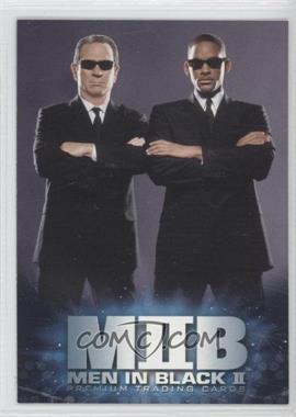 2002 Inkworks Men in Black II - Promos #P1 - Men in Black II