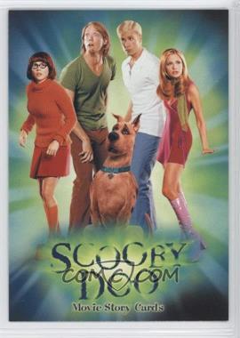 2002 Inkworks Scooby Doo The Movie - Promos #SD-1 - Scooby Doo Movie Story Cards