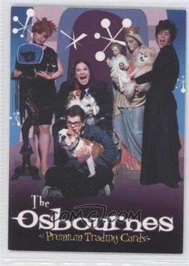 2002 Inkworks The Osbournes - Promos #P1 - The Osbournes