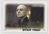 Shinzon to Picard