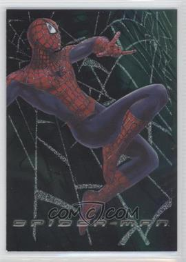 2002 Topps Spider-Man: The Movie - Web Tech Foil #F3 - Spider-Man
