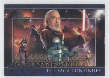 2002 Topps Star Wars: Attack of the Clones - Promos #P2 - Dark Side