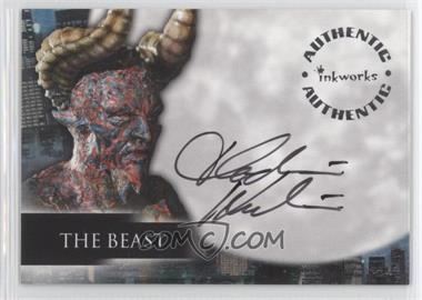 2003 Inkworks Angel Season 4 - Autographs #A27 - Vladimir Kulich as The Beast