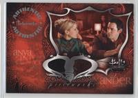 Emma Caulfield as Anya, Nicholas Brendon as Xander