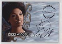 K.D. Aubert as Nikki Wood