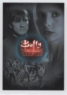 2003 Inkworks Buffy the Vampire Slayer Season 7 - Promos #B7-1 - Buffy