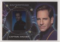 Scott Bakula as Captain Jonathan Archer