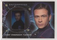 Connor Trinneer as Chief Engineer Charles