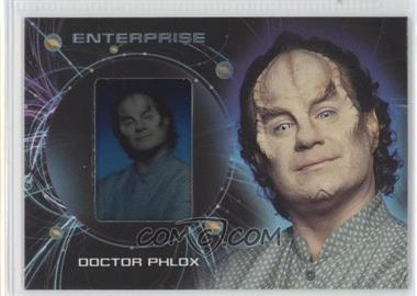 2003 Rittenhouse Star Trek: Enterprise Season 2 - Gallery #G7 - John Billingsley as Doctor Phlox