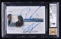 Ted Raimi, Lucy Lawless [BGS9MINT]