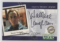 Wallace Langham as David Hodges