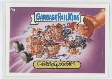 2003 Topps Garbage Pail Kids All-New Series 1 - [Base] #34b - Pierced Pete