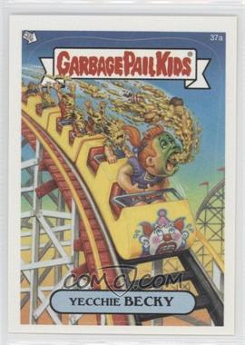 2003 Topps Garbage Pail Kids All-New Series 1 - [Base] #37a - Yecchie Becky