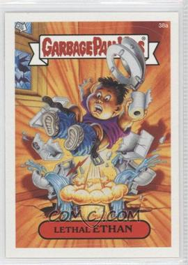 2003 Topps Garbage Pail Kids All-New Series 1 - [Base] #38a - Lethal Ethan