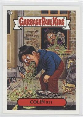 2003 Topps Garbage Pail Kids All-New Series 1 - [Base] #39a - Colin 911