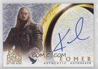 Karl Urban as Eomer