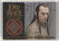 Elrond's Bronze Silk Robe