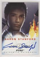Aaron Stanford as Pyro