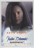 Katie Stuart as Shadowcat
