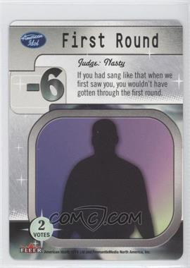 Image result for 2004 American Idol - Season 3 Card Game #NoN - First Round (Judge)