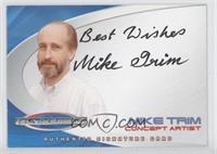 Mike Trim (Concept Artist)