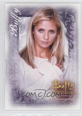 2004 Inkworks Buffy the Vampire Slayer Women of Sunnydale - Promos #WOS P-I - Buffy