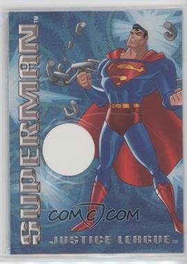 2004 Post Cereal Justice League - [Base] #6 - Superman