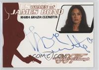 Maria Grazia Cucinotta as Cigar Girl