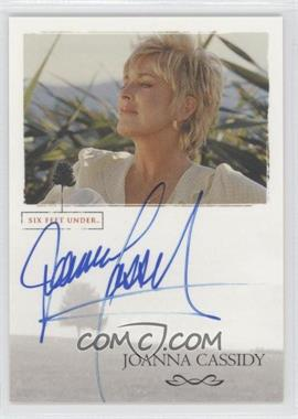 2004 Rittenhouse Six Feet Under Seasons 1 & 2 - Autographs #JOCA - Joanna Cassidy as Margaret Chenowith