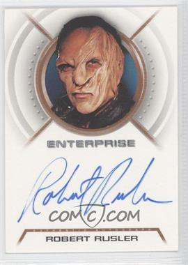 2004 Rittenhouse Star Trek: Enterprise Season 3 - Autographs #A31 - [Missing]