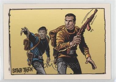 "2004 Rittenhouse The ""Quotable"" Star Trek Original Series - Comics #GK3 - Invasion of the City Builders"