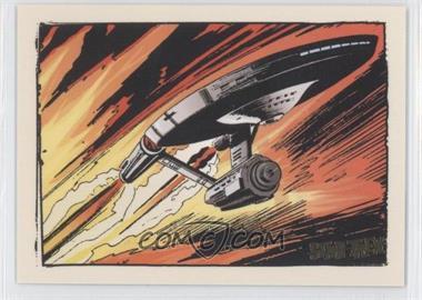 "2004 Rittenhouse The ""Quotable"" Star Trek Original Series - Comics #GK9 - The Legacy of Lazarus"