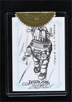 Cris Bolson (Robby the Robot) [Uncirculated] #/1