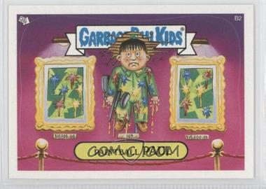 2004 Topps Garbage Pail Kids All-New Series 2 - [???] #B2 - Paintball Paul