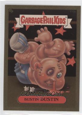 2004 Topps Garbage Pail Kids All-New Series 2 - [???] #F10b - Bustin' Dustin