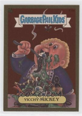 2004 Topps Garbage Pail Kids All-New Series 2 - [???] #F15a - Yicchy Mickey