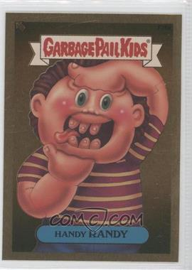 2004 Topps Garbage Pail Kids All-New Series 2 - [???] #F16a - Handy Randy