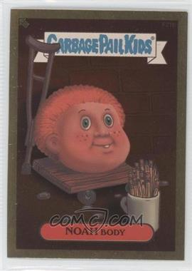 2004 Topps Garbage Pail Kids All-New Series 2 - [???] #F21b - Noah Body