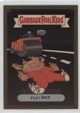 2004 Topps Garbage Pail Kids All-New Series 2 - [???] #F6b - Flat Pat